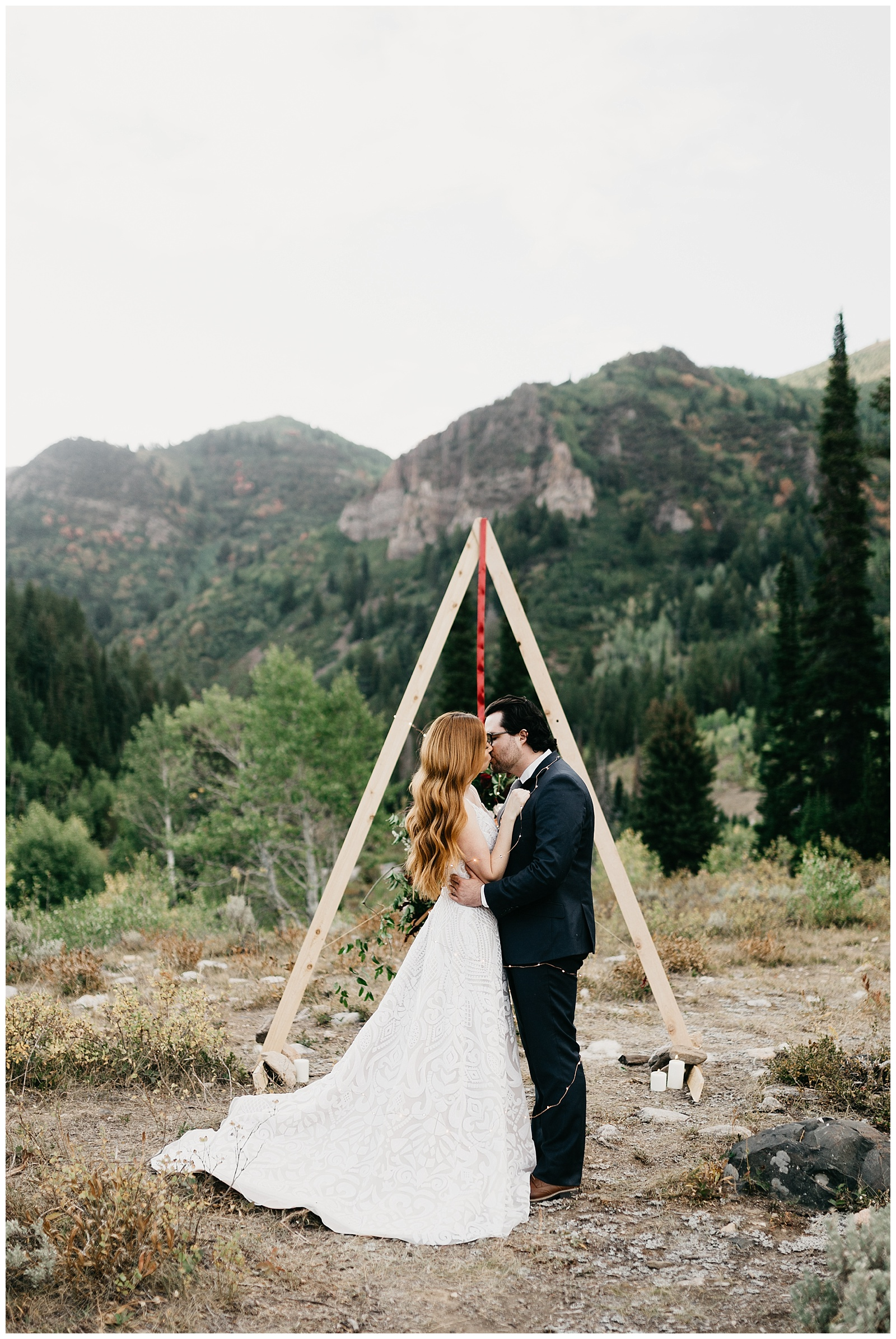 Harry Potter wedding photos