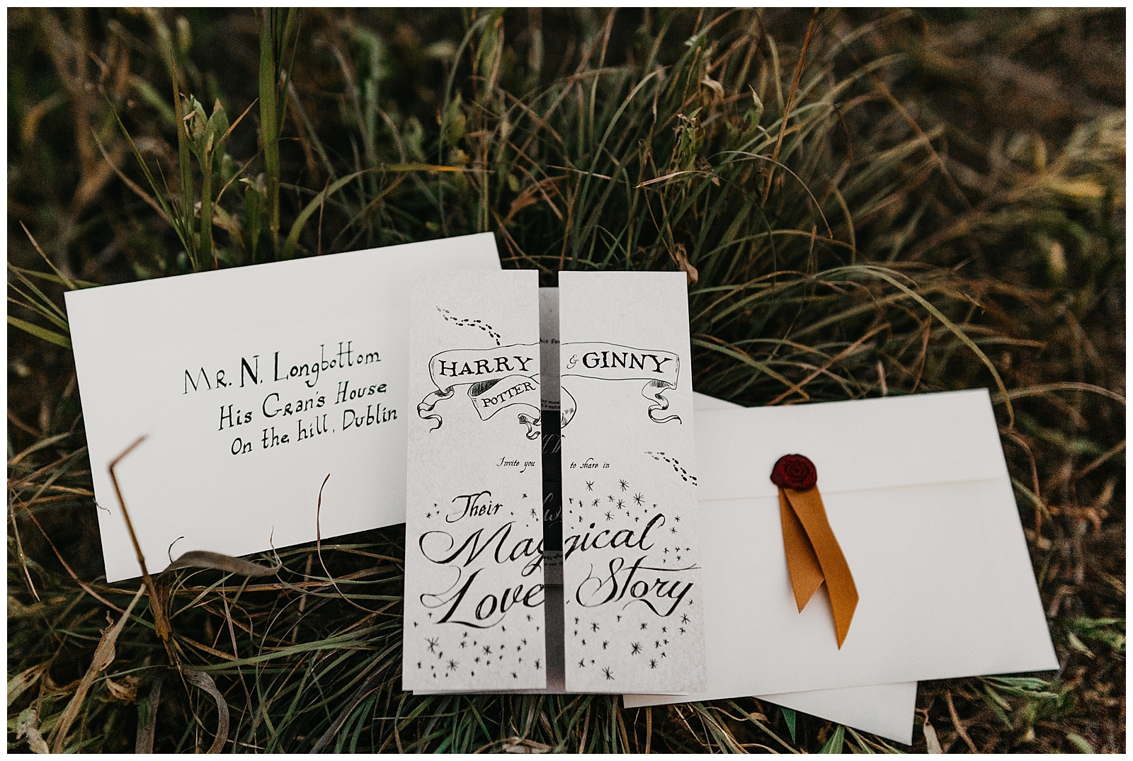 After All This Time\'- Harry Potter Elopement | Nicole Aston Photo