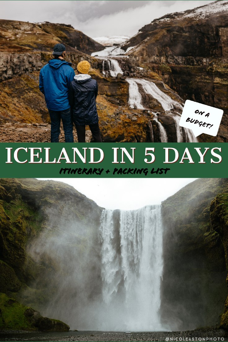 Iceland Travel Itinerary